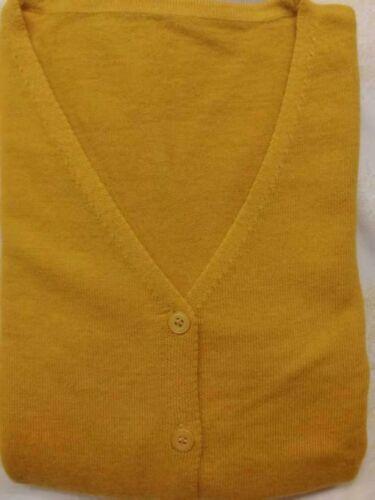 Damen Kaschmir Strickjacke Winter Langarm Casual V-Ausschnitt Pullover Pulli