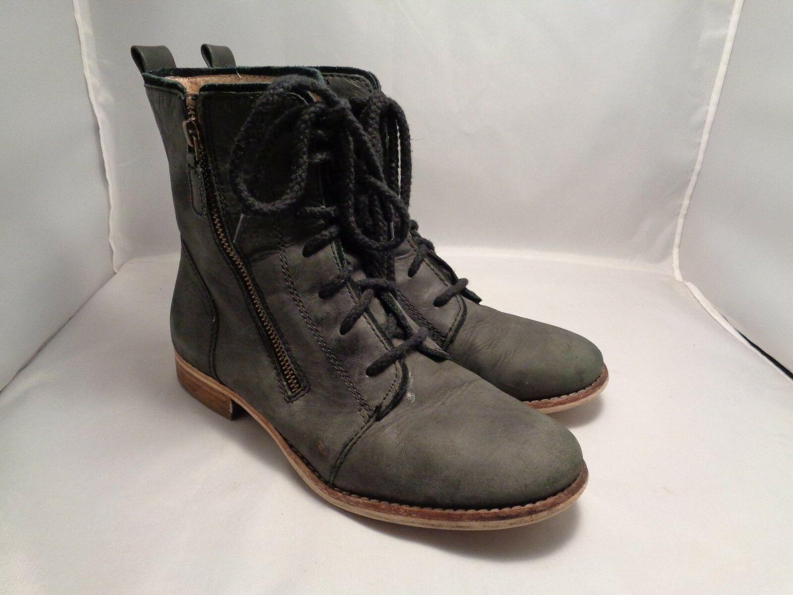 Lands' End Womens Boots Size 7 1/2B