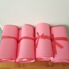 6x10 Poly Mailer Coral Pink Bags 100 Pcs Shipping Supplies Envelope Mailing