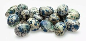 K2-Jasper-Azurite-in-Granite-Polished-Tumbled-Gemstone