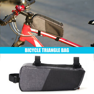 Bicycle Triangle Bag Waterproof MTB Front Top Tube Frame Bags Cycling Equipment
