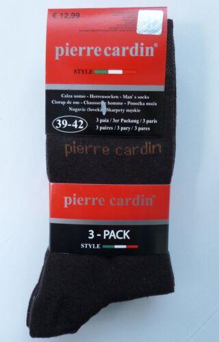18 Paar Pierre Cardin Socken Herrensocken Herren Freizeitsocken 18er Pack