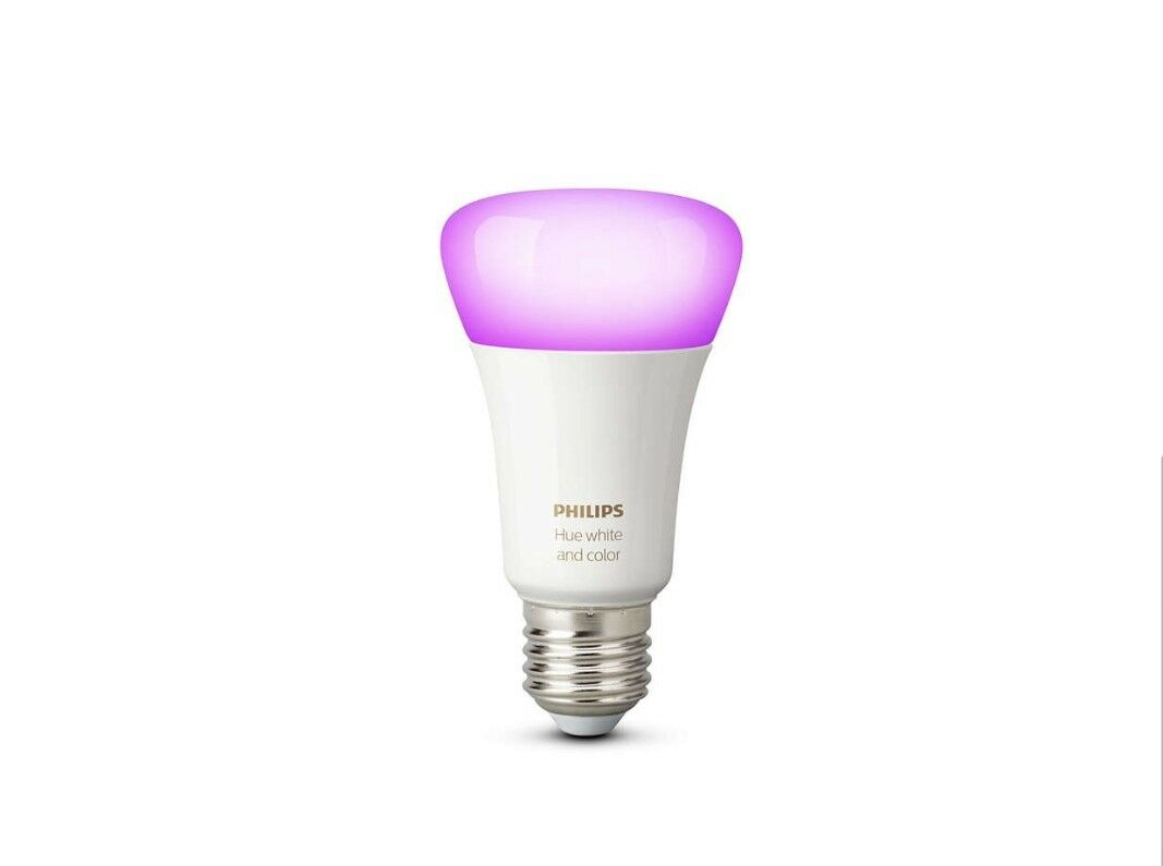 Philips Hue White /& Colour Ambience 2 E27 LED Dimmable Smart Bulbs Dimmer Switch