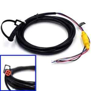 Garmin 4pin Power Data Cable For Striker Echomap 43 44 53 54 73 74 93 94cv Dv Sv 753759133573 Ebay