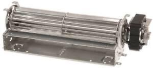 COPREL FFR Querstromlüfte<wbr/>r Anschluss Flachstecker 6,3mm 20mm ø 60mm 33W