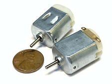 2 Pieces Small Dc Motor K130 Car Robot 3v 6v Electric 17000 Rpm Wheel 5v Mini B6
