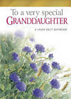 To a Very Special Granddaughter by Helen Exley Giftbooks (Hardback, 2008)
