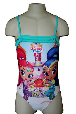 Nickelodeon Girls/' Dora the Explorer 1-Piece Swimsuit /& Cover Up Set  Pink//White