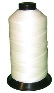 White-Bonded-Nylon-92-T90-sewing-Thread-for-canvas-outdoor-leather-Upholstery