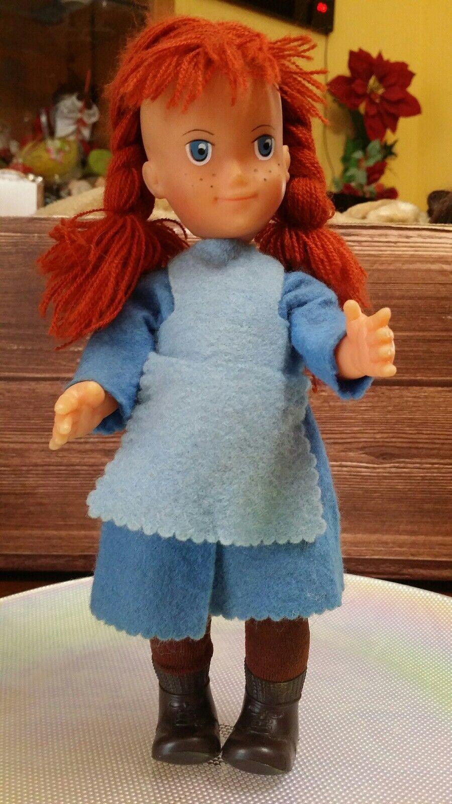 Rarissima bambola furga Anna dei capelli Rossi Anni 70 Alta Alta 70 Cm 24 bd1c2b