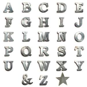 Small Tin Letters Small Tin Letters  Ebay