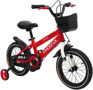 Phoenix KAKU Kids Bike for Boys and Girls, 12 14 16 18 inch with Training Wheels