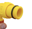 Dine-a-Chook-Lubing-Cup-Chicken-Drinker-Waterer-for-Poultry-Feeder thumbnail 2