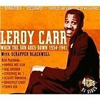 Leroy Carr - When the Sun Goes Down 1934-41 (2011)