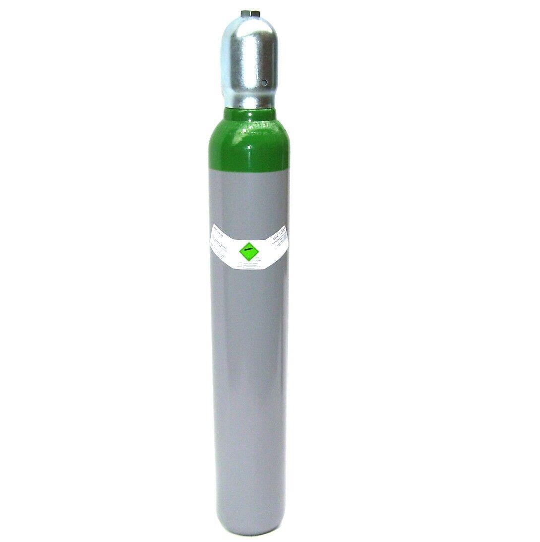 Argonflasche 10 Liter Argon 4.6  WIG MIG Gas Flaschen Schweissgas 10L Flasche