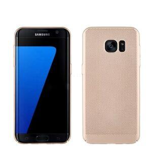 Samsung Galaxy S7 Case Phone Cover Protective Case Bumper Gold Ebay