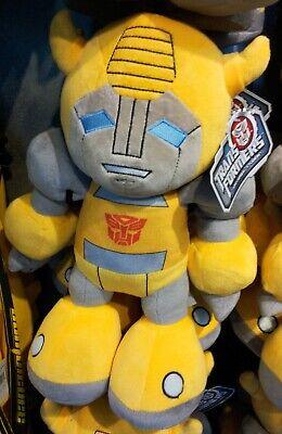"Transformers Ride 3D Universal Studios Parks Bumblebee G1 Plush Figure 18"""