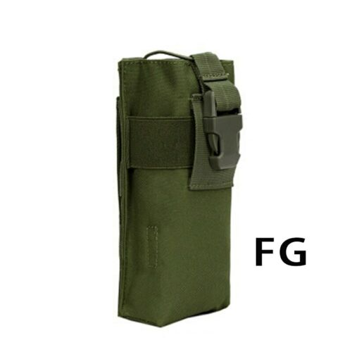 Tactical Radio Pouch Molle Holder For Z-TAC zAN//PRC-152//PRC-148 Dummy Radio Case