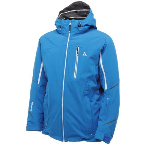 Pantaloni Uomo DARE2B tempo detentore blu impermeabile e traspirante sci e Giacca invernale.