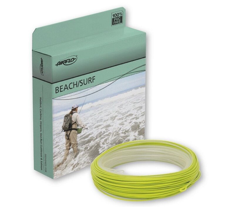 Airflo Beach Fly Line - WF6S - Sink 6 - NEW