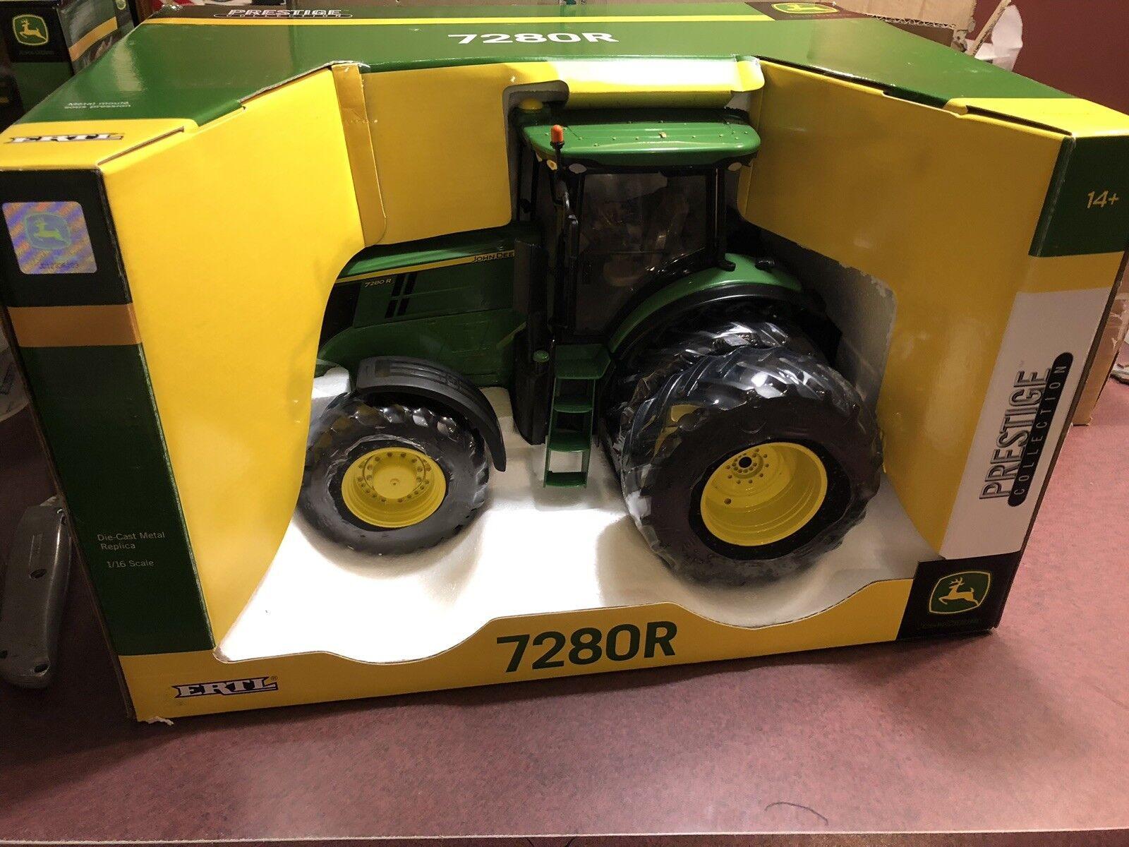 ERTL  1 16 Prestige Collection John Deere 7280R Tractor