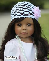 Masterpiece Dolls Afro-american Kaylee By Monika Levenig Collectible 34
