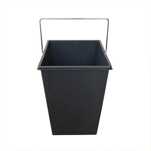 Hailo 1008879 Inneneimer Mülleimer 15 L Eimer für Einbau-Abfallsammlersystem