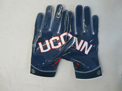 Nike NFL Vapor Knit PE Receiver Gloves Adult Size Large Black New PGF489-010