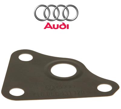 For Audi A4 A6 Quattro 3.0 V6 Driver Left EGR Valve Adapter Gasket Genuine