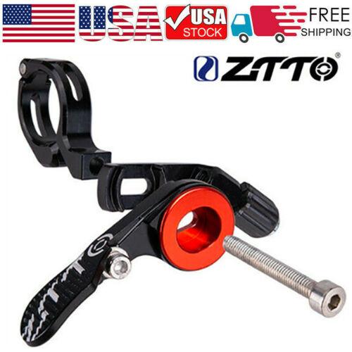 Bike Seatpost Controller Adjust MTB Bicycle Dropper Post Lever Lift Shifter US