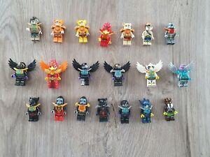 Figurines Lego CHIMA >>> AU CHOIX <<<
