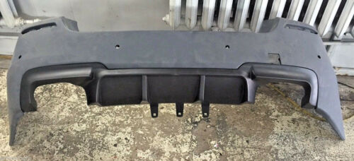 Rear BUMPER and sport diffuser for BMW F10 m tech back lci Performance
