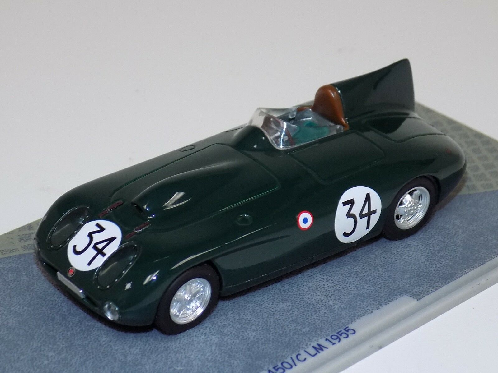 1 43 Bizarre Bristol 450 C  Car Hours of LeMans  BZ033