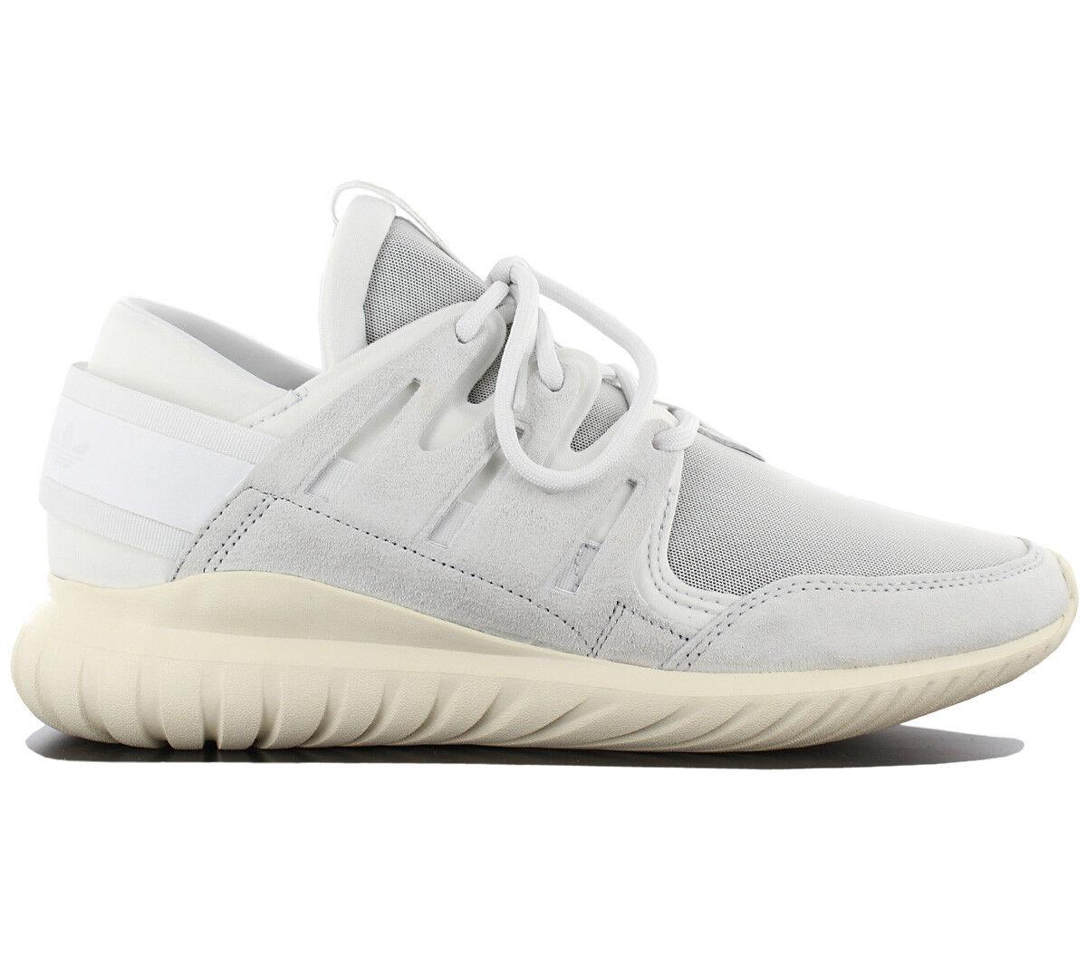 Adidas Originals Tubulaire Nova chaussures Baskets Vintage blanc S74821 Neuf