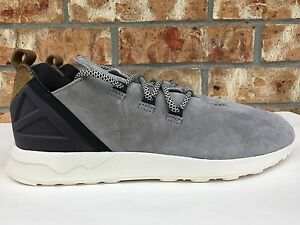big sale cdc1d af385 Men's Adidas Originals ZX Flux ADV X Light Onix Khaki White ...