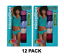 A-56 12 PACK Fruit of the Loom Microfiber Bikini Panties Underwear LARGE NEW