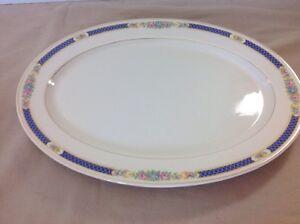 Syracuse China Opco Old Ivory Haddon Platter Large 16 Ebay