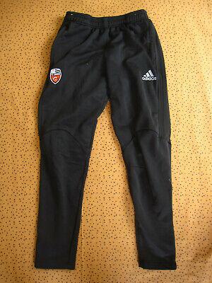 Pantalon Adidas Fc Lorient Sport noir Homme Survetement Pants Vintage M | eBay