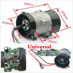 Universal-12V-16-5A-Car-Electric-Turbo-charger-Boost-Air-Intake-Fan-Bold-Lines