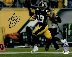 Pittsburgh-Steelers-Minkah-Fitzpatrick-Auto-Signed-8x10-Photo-BAS-Auth