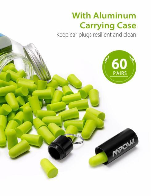 FREE UK P/&P 60 EAR SoftFX Ear Plugs