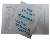 1967 Lincoln Continental Wiring Diagram Manual