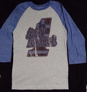 Original Evel Knievel Patriotisch #1 Logo Baseball Raglan T-Shirt S M L XL 2XL