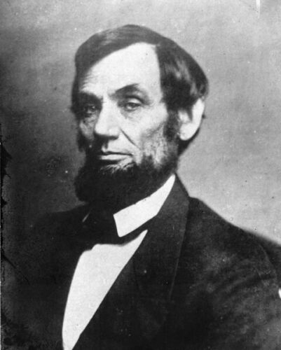 Choose from 6 Sizes! 16th President Abraham Lincoln in 1863 New Photo