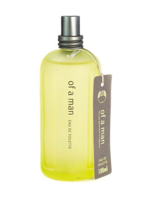The Body Shop Of A Man Eau de Toilette Spray for Men 3.4