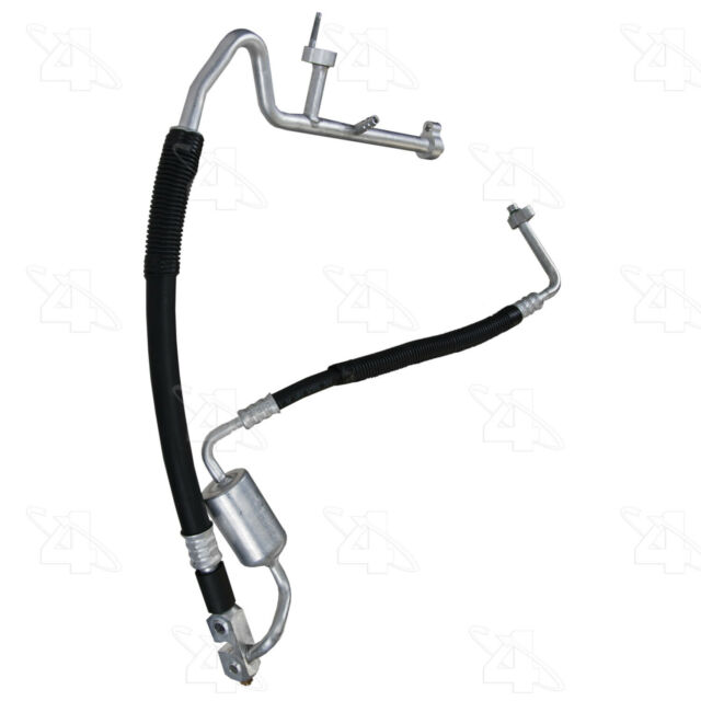 A//C Refrigerant Discharge Suction Hose Assembly 4 Seasons 56155