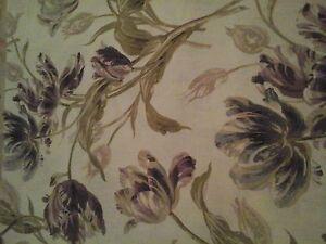 Laura-ashley-fabric-Gosford-Plum-floral-2-4-metres-Brand-new