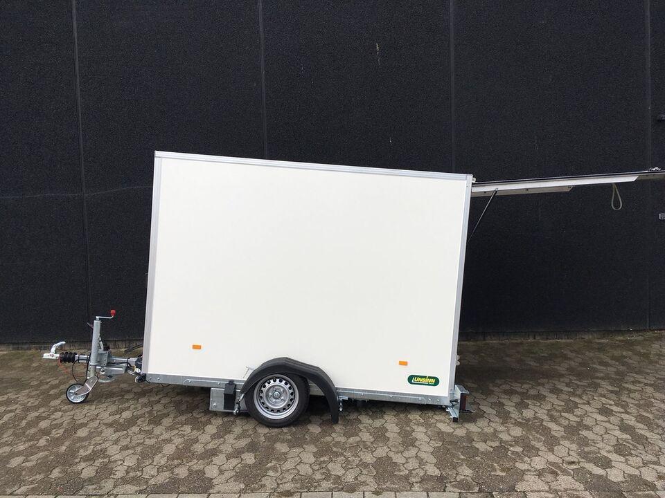 Cargotrailer, UNSINN 260 x 152 x 194 cm. (type ASK),