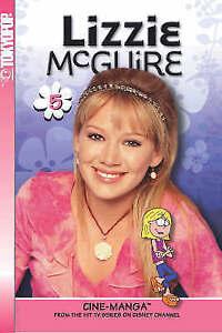Lizzie-McGuire-Cine-Manga-Volume-5-Lizzie-039-s-Nightmare-amp-Sibling-Bonding-v-5