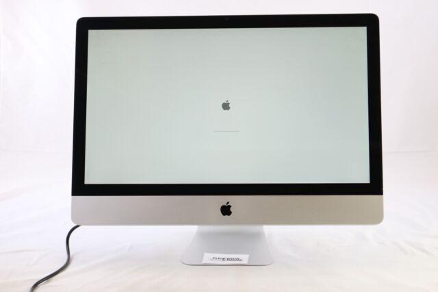 "Apple iMac 2010 27"" 2,8 GHz i5 4 GB RAM 1 TB HDD - Vom Händler #150"